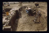 Tremont House, various archaeological crews