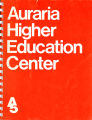 Auraria Higher Education Center: existing buildings study
