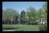 9th Street Historic Park, Auraria Campus, view of row of houses