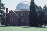 Chamberlin Observatory, side view