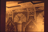 Paramount Theater interior decorations