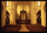 St. Dominic's Church interior
