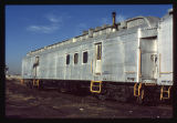 Denver and Rio Grande Western Railroad Car RGX 3327