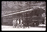 Denver & Rio Grande Western Railroad Boom Car RGX-3337