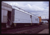 Denver & Rio Grande Western Railroad Baggage-Railway Post Office Car No. 631