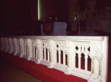 St Ignatius Loyola Church altar rail