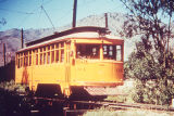 Denver Tramway Company Streetcar #.04 in Golden