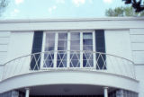 Wilbur Williams House Balcony