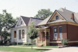 Houses in Curtis Park Historic District
