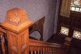 Schlessinger House staircase