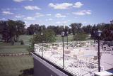 Denver Country Club fairway terrace