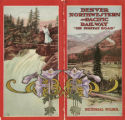 "Denver, Northwestern and Pacific Railway, ""the Moffat road"" : pictorial folder."