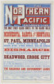 Northern Pacific Railroad line : the only first-class route to the Black Hills, Big Horn...
