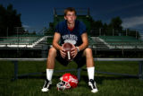 Kent Denver quarterback Will Deevy is being recruited by Division I programs despite playing for a...