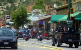 Morrison, Colo.,  July 1, 2004- Main Street in Morrison on Friday (7-2-04). Morrison, Colo., whose...