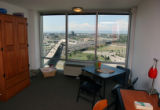 MJM1431 Many of the rooms at The Regency have expansive views.  The housing complex is one of...