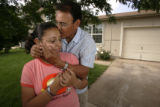 Samuel Hernandez, who is facing deportation to Mexico for buying his teenage son a fake driver's...