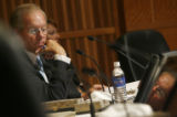 U.S. Sen. Wayne Allard (R-) holds a U.S. Senate Committee on the budget field hearing 'The budget...