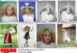 Images of JonBenet Ramsey provided by Sygma.  See Photo dept. concerning usage rights.  Must get...
