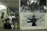 (NYT37) BAGHDAD, Iraq -- Dec. 29, 2005 -- IRAQ-ARNOLD-GYM-4 -- Photos of Arnold Schwarzenegger...