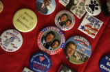 Westminster, Colo., photo taken May 7, 2004-Samples of some of the  memorabilia that collected at...