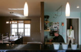 Jon and Lisa Held's (cq) remodeled 1971 house in Arvada.  In addition to creating granite tiled...
