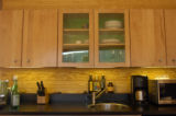 **FOR SPOTLIGHT The sink and counters of Ron Mason's home in Buena Vista. Photographed Friday,...