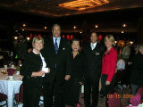 Soup for the Soul 2006 - Soup for the Soul Committee member Sara Loss with former Denver Mayor...