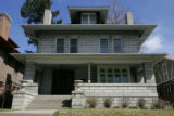 Charles Smith's house in Denver.  He is president of the Color Marketing Group, which will be...