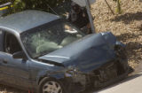 (THORNTON, Colo., May 10, 2004) This is the car identified to us by police as the vehicle of the...