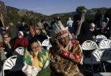 On September 17, 2006, Chief Arvol Looking Horse (cq) of the  Lakota, Dakota and Nakota Nation and...