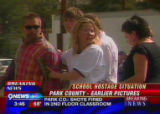 BAILEY, Colo. - A gunman took at least four students hostage Wednesday afternoon Sep. 27, 2006 at...