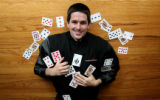 Paul Wasicka, cq,  of Westminster, recently finished second in the world series of poker in...