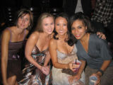 Bachelorettes, from left, Willow Bradner, Emily Watson, Kathy Lee and Tamika Pumphrey. Lee sold...