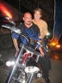 Mike Scileppi and bachelorette Ami Cusack.  (DAHLIA JEAN WEINSTEIN/ROCKY MOUNTAIN NEWS. Lucky in...
