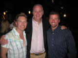 The generous boys who bid on me during the auction were event co-chairman Scott Coors, not...