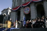 Colorado Governor Bill Ritter was inaugurated at the state capitol in Denver, Tuesday, January 9,...