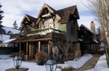 Paul Conrad This 3-bedroom, 3-bath French Country home at 518 West Francis in Aspen, Colo., is...