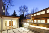A SIDE. Courtyard. 2007 ARCHITECTS' CHOICE AWARD: They may be built of the finest marble and...
