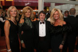 Colorado Neurological Institute Dancing for a Cause supporters included, from left, CNI executive...
