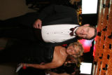 Jack and Adrienne Fitzgibbons arrive at Dancing for a Cause. (STEVE PETERSON/SPECIAL TO THE NEWS)...