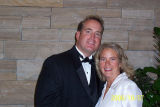 Scott Elliott with his wife, Adoption Options associate director Adrienne Elliott.  (COURTESY OF...