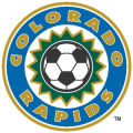 Logo for Colorado Rapids (provided to Rocky Mountain News by Kroenke Sports Enterprises)