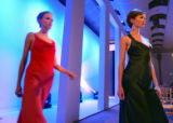Nordstrom fashion show, benefitting the Children's Hospital Foundation, at the Denver Center for...