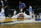 Denver Nuggets forward Carmelo Anthony, MIDDLE, Denver Nuggets forward Carmelo Anthony, MIDDLE,...