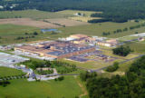 This is a 2003 aerial photo of the Coors Brewing Company's Shenandoah plant in Elkton, Va.
