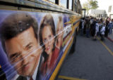Advertising on the sides of the buses in the Cherry Creek School District  has proved to be an...