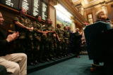 Colorado State Senators and Representatives honored current military members and veterans on the...