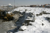 Denver, Colo. on Monday February 12, 2007.  Jason Cassel (cq) 11 year veteran power shovel...