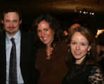 Michael Mowry, Jennifer Darling and Laura West. (DAVID FOXHOVEN/SPECIAL TO THE NEWS) Denver Art...